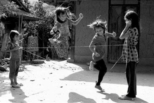 chơi nhảy dây